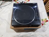 SONY PS-V715 FULLY AUTOMATIC TURNTABLE + Original Box