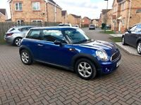 MINI ONE 1.4, FULL SERVICE HISTORY, MOT 11 MONTHS, MILEAGE 57000, JUST SERVICED, HPI CLEAR