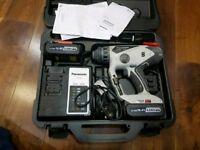 Panasonic 14.4v hammer drill ey7840 3.3ah