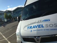 Cheap 16 Seater Minibus Hire With Driver - Airport Transfers - Day Trips - Nights Out - Weddings