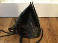 Bosch steam iron in excellent condition