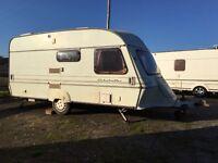 Abi Ace Globetrotter 4 Berth Caravan