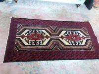 Rug Aztec Design - Medium