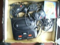 used in good condition console + 15games all in good nick