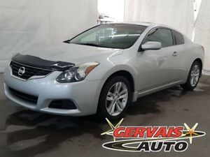 Nissan Altima Coupe 2.5 S 2011