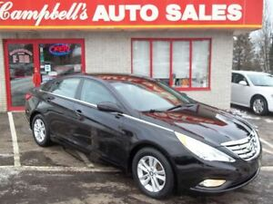 2013 Hyundai Sonata GLS SUNROOF!! HEATED SEATS!! CRUISE!! ALLOYS