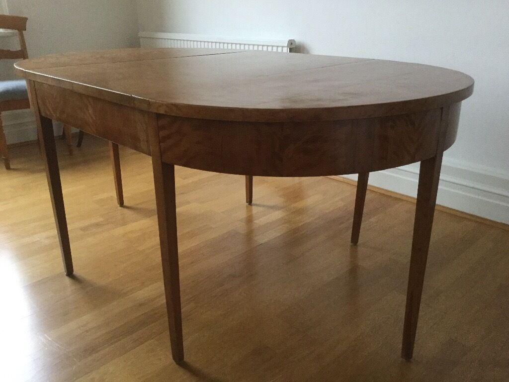 Vintage Extendable Dining Table Antique Extendable Dining Table In West Hampstead London Gumtree