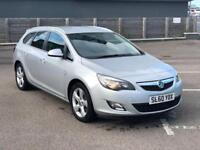 Vauxhall Astra J 1.7 cdti 125hp SRI SWAP ONLY