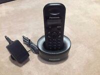 Panasonic cordless home phone (new, never used)