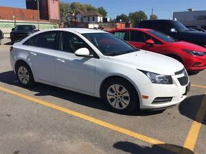 2013 Chevrolet Cruze LT Turbo with Bluetooth
