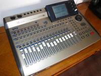 Akai DPS-16 Digital 16-Track Multitrack 24Bit/96k Audio Recorder With EB4M FX Upgrade