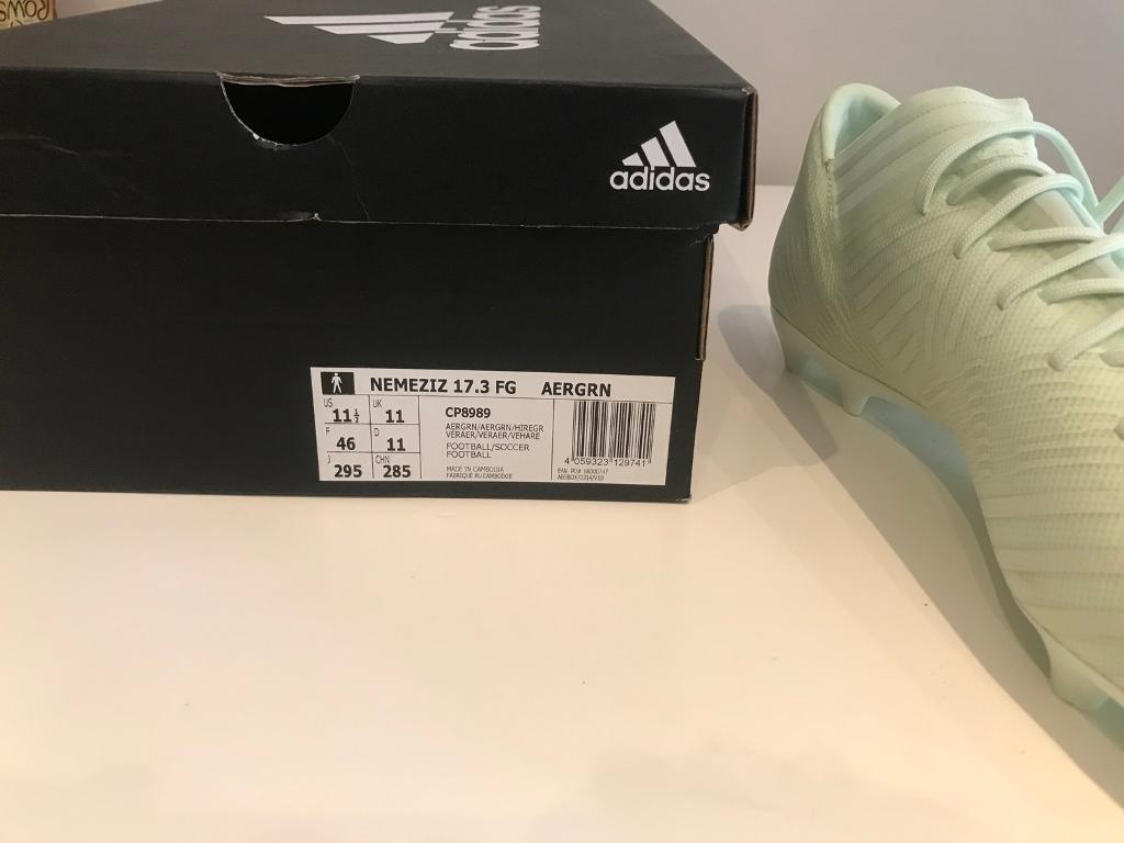 62a925f27e0b ADIDAS NEMEZIZ 17.3 FIRM GROUND BOOTS