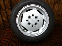 "Fiesta 13"" Alloy Wheel"