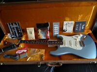 FENDER 2011 AMERICAN VINTAGE REISSUE 62 STRATOCASTER - AS NEW