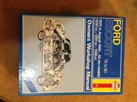Haynes ford escort manual