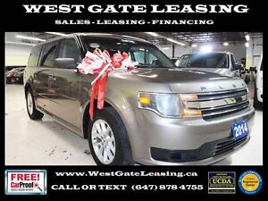 2014 Ford Flex SE | ONE OWNER | OFF-LEASE |