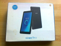 Tablet, WiFi Tablet, New, Boxed, Security seal's unbroken/intact, Alcatel 1 T 7inch, Private sale, H