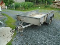 Ifor Williams Trailer 10ft x 5ft