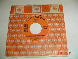 "SIMON & GARFUNKEL'S 45 RPM ""MRS. ROBINSON/OLD FRIENDS/BOOKENDS"" Windsor Region Ontario image 1"