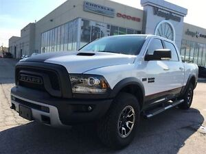 2016 Ram 1500 Rare 1 of a kind Rebel Crew Cab 4x4