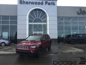 2015 Jeep Compass Sport/North| HEATED LEATHER SEATS| BLUETOOTH