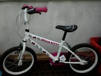 "Bike - Hello Kitty 18"""