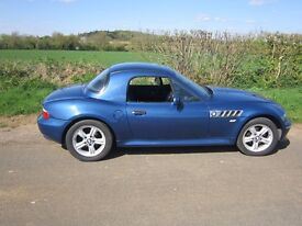 BMW Z3 - 2.0 - Six Cylinder Engine - X Reg - 2000 year - 85,000 miles
