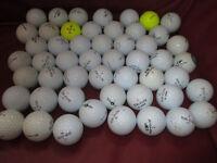 Approx. 60 Top Flite Golf Balls (£3.50 a dozen)