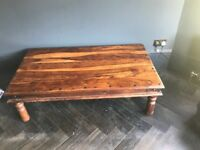 Wooden Coffee Table. Excellent Condition