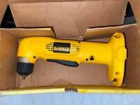 Dewalt angle drill 18v - Dw960