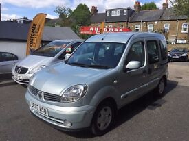 Renault Kangoo 1.5 dCi Expression 5dr, p/x welcome FREE WARRANTY, FULL HISTORY