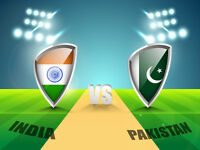 India Pakistan Champions Trophy - 4 tickets for Sale