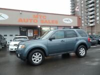 2011 Mazda Tribute GX Alloy Wheels Traction and Stability Contro