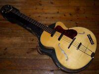Hofner 500/5 Stu Sutcliffe bass 1960