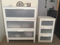 Drawers and bedside
