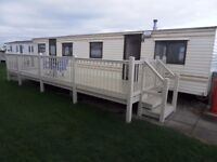 MARCH ONLY £25 P/N VERIFIED OWNER CLOSE 2 FANTASY ISLAND 3 BED 8/6 BERTH LET/RENT/HIRE INGOLDMELLS