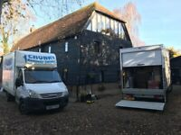 FULLY INSURED HOUSE REMOVAL-FLAT/OFFICE/FLAT MOVE-COLLECTION & DELIVERY-HOUSE CLEARANCE-RUBBISH/JUNK