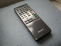 SONY TV REMOTE RM 641A