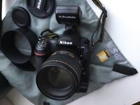 Nikon AF-S 85mm f/1.4 for sale. The bokeh machine! Mint condition. Reduced price