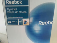 Reebok exercise ball