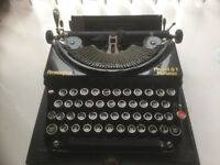 Antique Remington Model 5 Type Writer sold sold