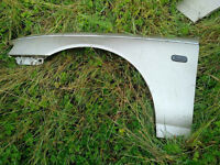 Rover 75 MGZT front wing nearside White Gold 2