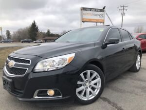 2013 Chevrolet Malibu 2LT Loaded with Leather and Sunroof! He...