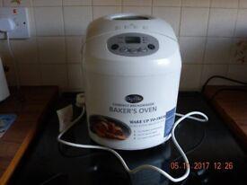 Breville Baker's Oven. Model BR6,