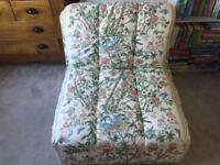 Chair/sofa bed