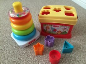 Educational toys for little ones