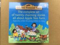 BNIP Usborne Farmyard Tales Complete Set of 20 Stories