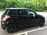 Very Low Mileage Suzuki Swift SZ-L 5 door. Very good condition