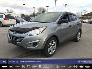2010 Hyundai Tucson GL FWD at | 1 OWNER | ACCIDENT FREE | LOCAL