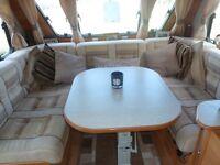 FLEETWOOD SONATA SYMPHONY 2007 6 BERTH CARAVAN.